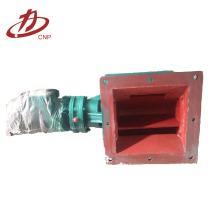 Accesorios del colector de polvo de chorro --descarga del dispositivo de descarga