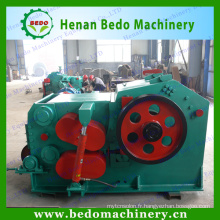 Professional manufacturer factory direct bamboo shredder machine with sharp wood chipper knives made in China 008613253417552