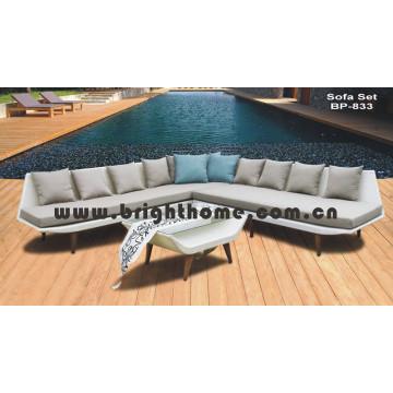 Rattan Wicker Furniture Sofa Set Bp-833