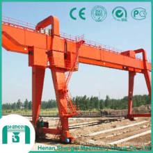 Used in Many Fields Double Girder Gantry Crane