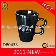 175cc черными стеклами специальная конструкция керамическая чашка