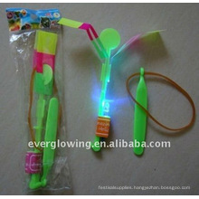 LED lighting fly arrows