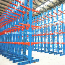 Armazém industrial de armazenamento pesado de armazenamento em cantilever