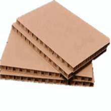 Hot Selling 100% Recycle Paper Cardboard Honeycomb Board For Packing