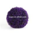Искусственные украшения лаванда трава мяч фиолетовый цвет для дома и сада Китай