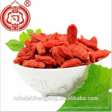 Manufacturer Foodstuff Dried Goji Berry Berries Goji
