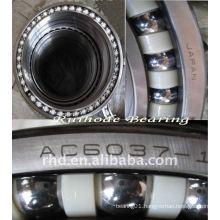 excavator bearing NSK NTN KOYO AC6037-1 AC5033