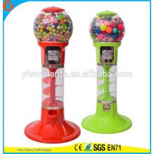 Máquina de venda automática espiral da estação de brinquedo da cápsula com capacidade de moedas de alta qualidade