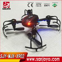 Lily drone MJX X902 Spider X-SERIES 2.4G 4CH 6 axis 3D Flip Mini RC Quadcopter RTF SJY-X902