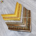 PS decorative antique frame moulding