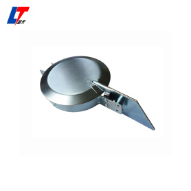 Exhaust pipe zinc raincap RC300