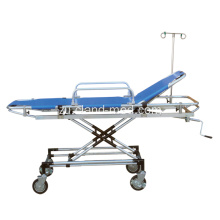 I-Head Adjustable Hospital Medical Aluminim Rescue Bed