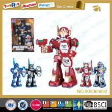 Toy robot general mobilization