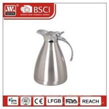 Aço inoxidável thermo jarra 1L