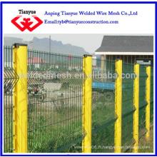 Filetage de clôture à double angle (fabricant)