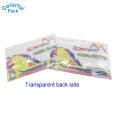 Saco de empacotamento Ziplock plástico da isca de peixes do OEM / que pesca o saco do pacote de Customzied das atrações