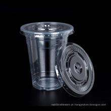 Copo Plástico Transparente Customizado Maravilhoso