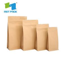 Pappersflödespåse Brödpåsäck Förpackning