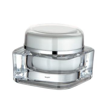 Heißer Verkauf Square Cream Jar
