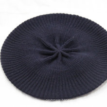 Knitted Hat(knitted Beanie And Print Beanie Hat) pure cashmere knit hat
