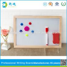 Holz Material und Zeichnung Mini Board Tisch Tafel Whiteboard