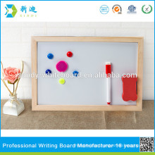 wood Material and Drawing mini Board Table chalkboard whiteboard