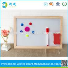 Madeira Materiais e Desenho mini Quadro Quadro quadro branco