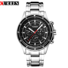 Japan Movt Watches Stainless Steel Sport Waterproof