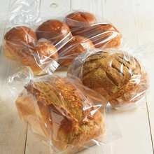 Clear Plastic Bags For Bread Packaging