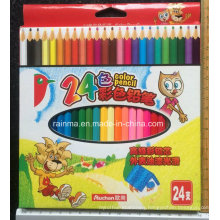 24PCS Color Pencil for School Student Pencil