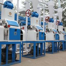 ナイロビケニアのトウモロコシ製粉機