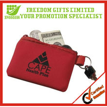 Promotional Neoprene Key Pouch