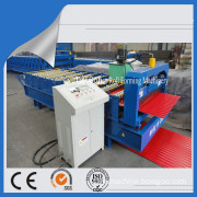 High quality Corrugated Roof and Wall Roll Forming Machine
