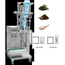 Máquina de embalagem de sachês de açúcar e café com sal