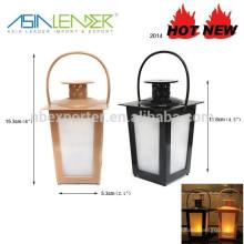 Decoração de Design Criativo Mini LED Lanterna Pendurada