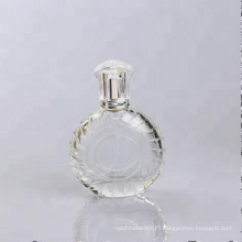 100ml round glass spray perfume bottle