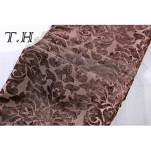 Teinture Jacquard Chenille tissu pour chaise et canapé (FTH32093)