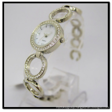 Charm Bracelet Watch Stainless Steel Ladies Bracelet Watch Bracelet Lady Watch Stainless Steel Band