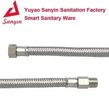 tuyau d'acier inoxydable 304 de l'eau flexible
