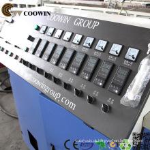 PVC WPC / extrusão do perfil da placa / linha de produção compostas plásticas de madeira da placa