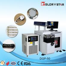 Machines de service de gravure laser Glorystar (DPG-50)