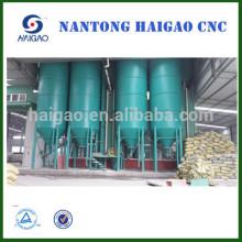Ligne de production automatique de mortier en poudre sèche
