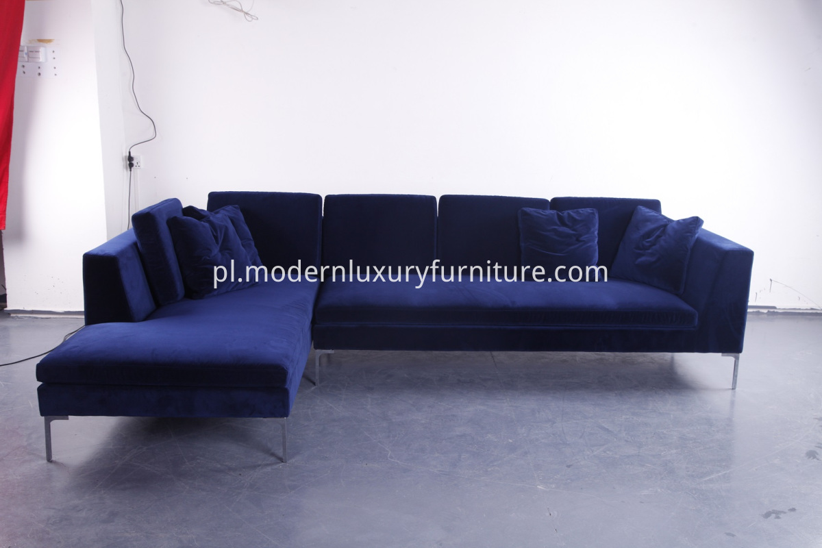 BB Italia Charles sofa replica