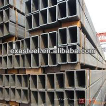 BS1387 Galvanized Rectangular Steel Tube