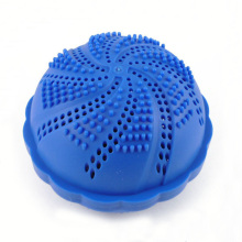 Best quality bio wellos Eco friendly Spiral Washing Ball luandry washing balls