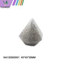 Silica gel washable sponge powder puff