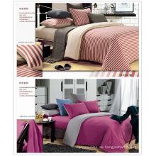 2013 heiße verkaufende Baumwolle gestrickte Bettwäsche gesetzt