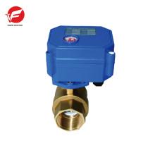 Válvula de controle automático de fluxo de ventilação automática de aço inoxidável