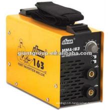 portable MMA113D/143D/163D IGBT welder