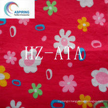 T/C Printing Flannel Fabric